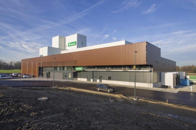 BIOMIN premix facility in Austria