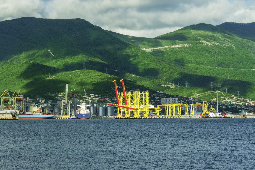 Port of Novorossiysk