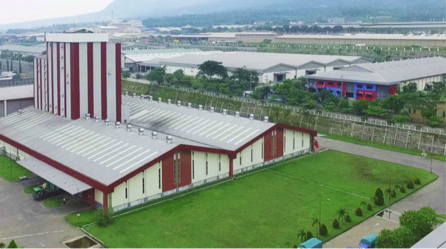 De Heus feed facility