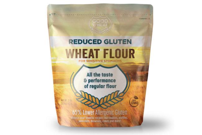 Arcadia wheat flour