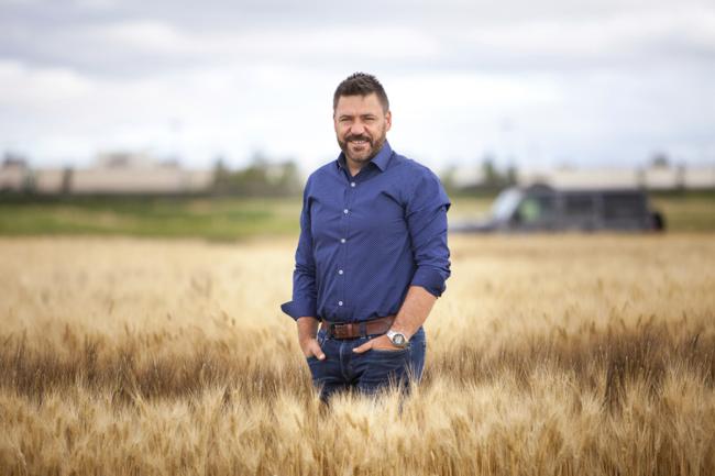 Curtis Pozniak Crop Development Centre