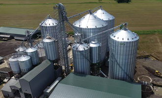 Grain storage and handling projects sukup e june