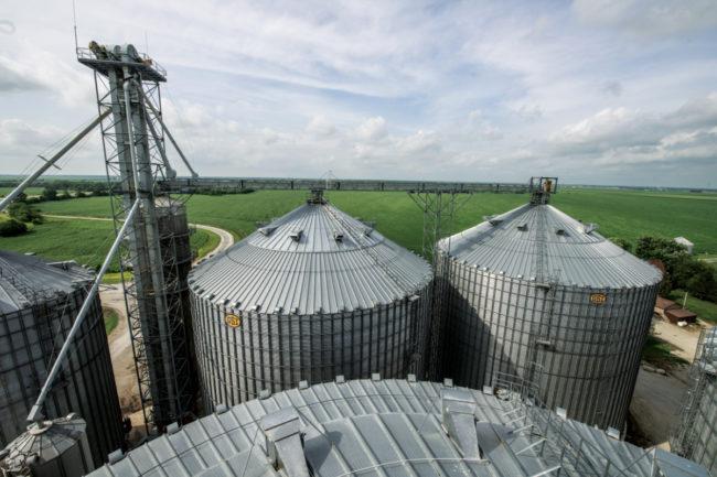 AGCO GSI silos