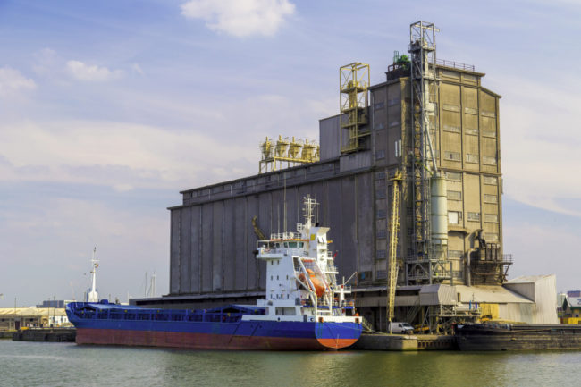 barge shipping