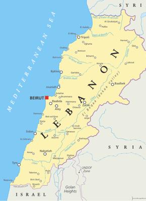 Lebanon adobestock 93603881 e