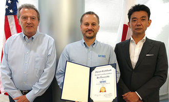 Satake award