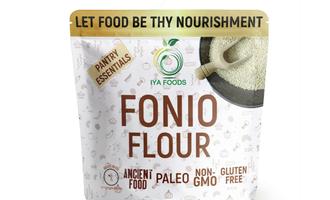 Terra ingredients iya foods fonio flour product photo cred terra ingredients e
