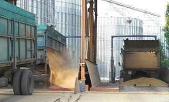 Grain truck transportation adobestock 225196274 e