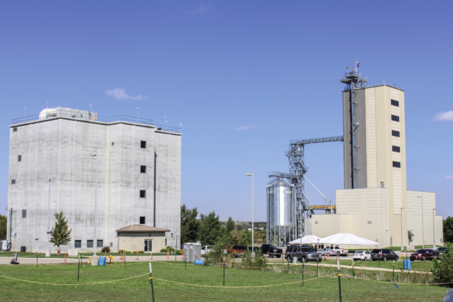 Hal Ross Flour Mill