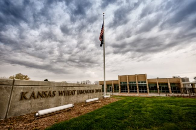 Kansas Wheat Innovation Center