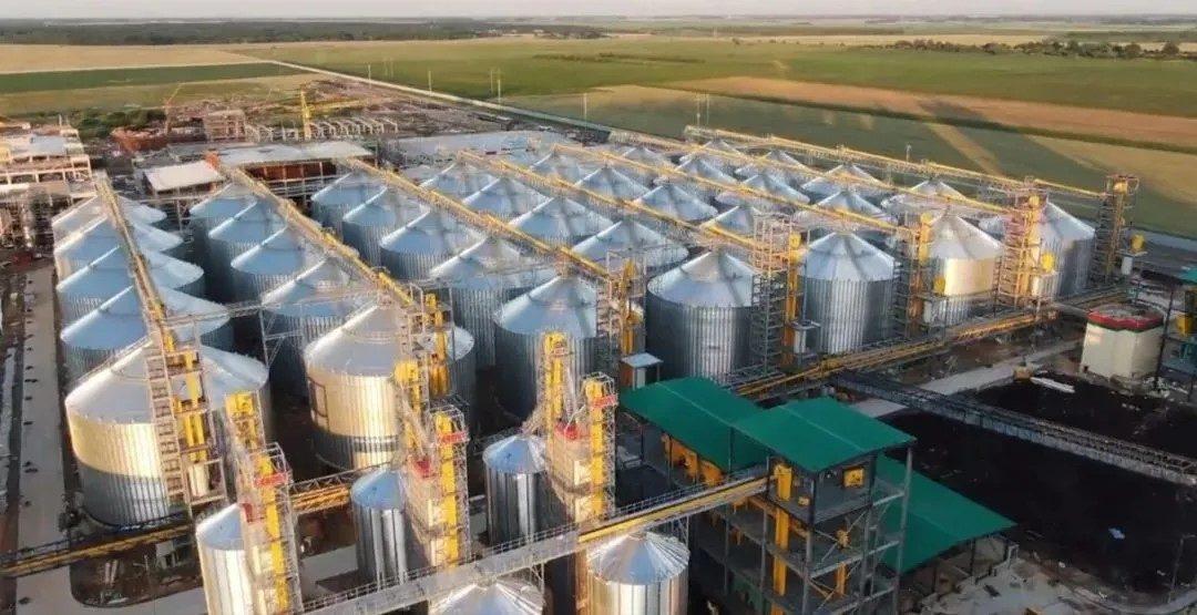 Belarus grain facility