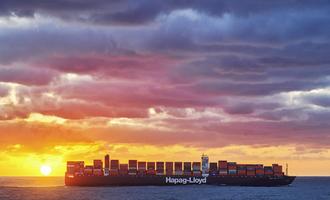 Hapag lloyd new york express container ship photo cred hapag lloyd e