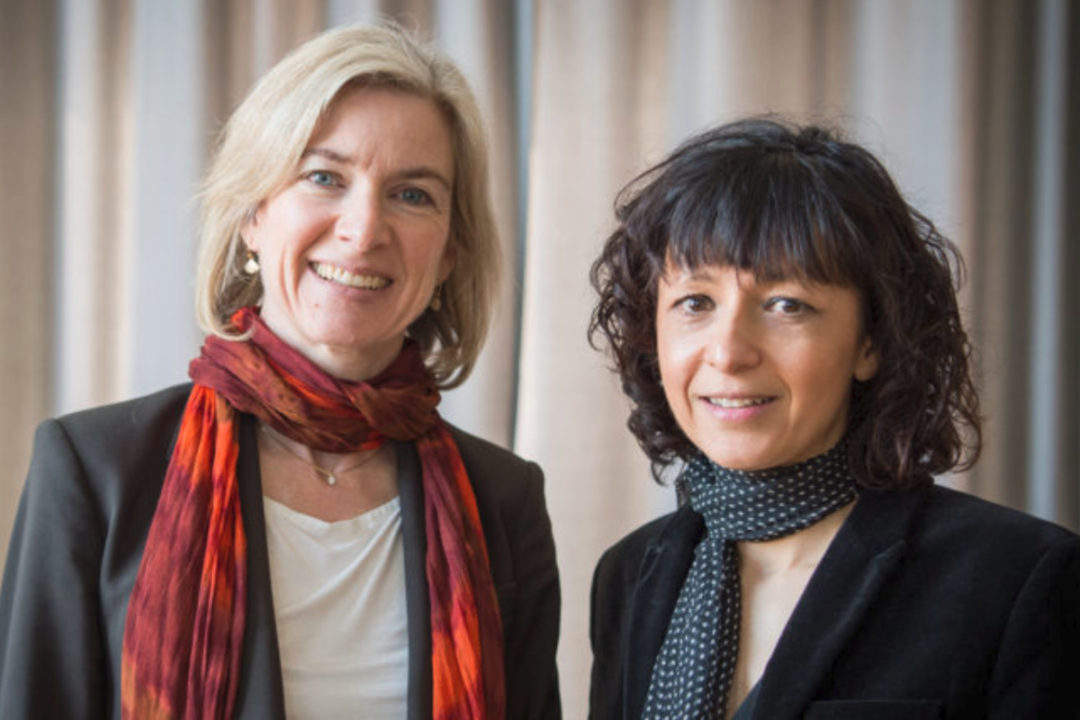 Nobel Prize winners for CRISPR work