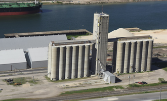 Port of brownsville grain elevator photo cred port of brownsville e