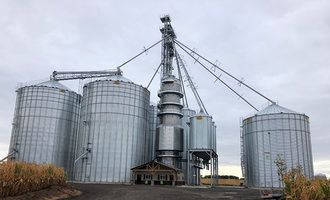Scoular leasing elevator from martin farmin in ontario canada photo cred scoular