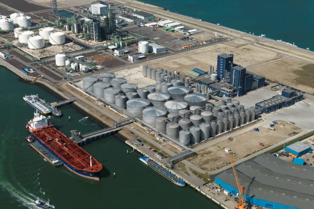 Bunge Rotterdam refinery sale