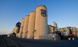 Bunge woodland california us rice mill photo cred bunge