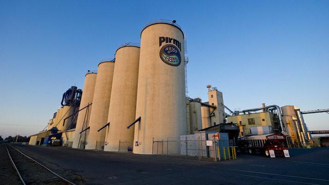 Bunge Woodland rice mill