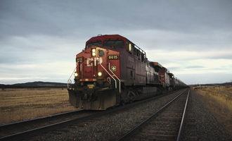 Canadian pacific train e