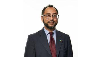 Cofco khaja qureshi chief risk officer photo cred cofco