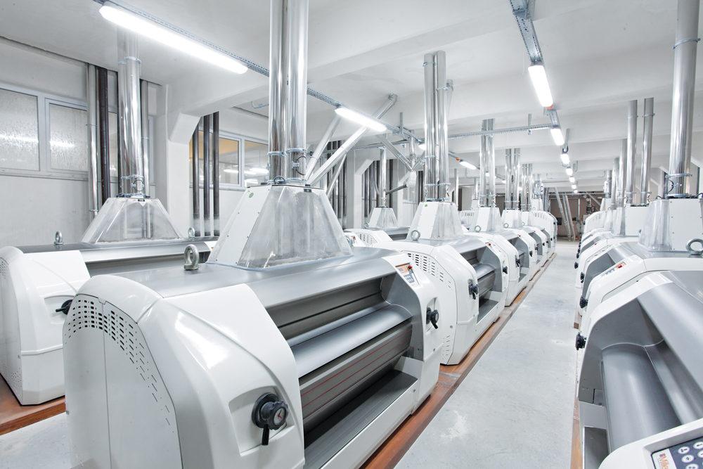 Imas milling machinery