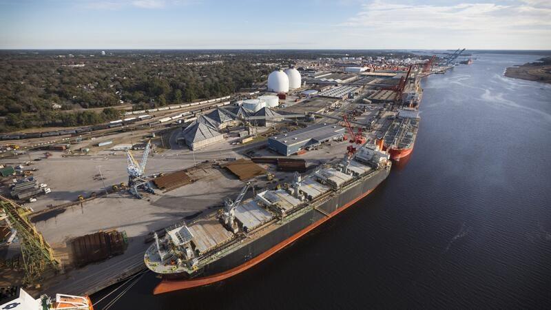 North Carolina Port