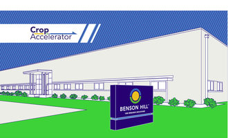 Benson hill accelerator