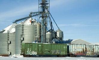 Grain transportation photo cred adobe stock e