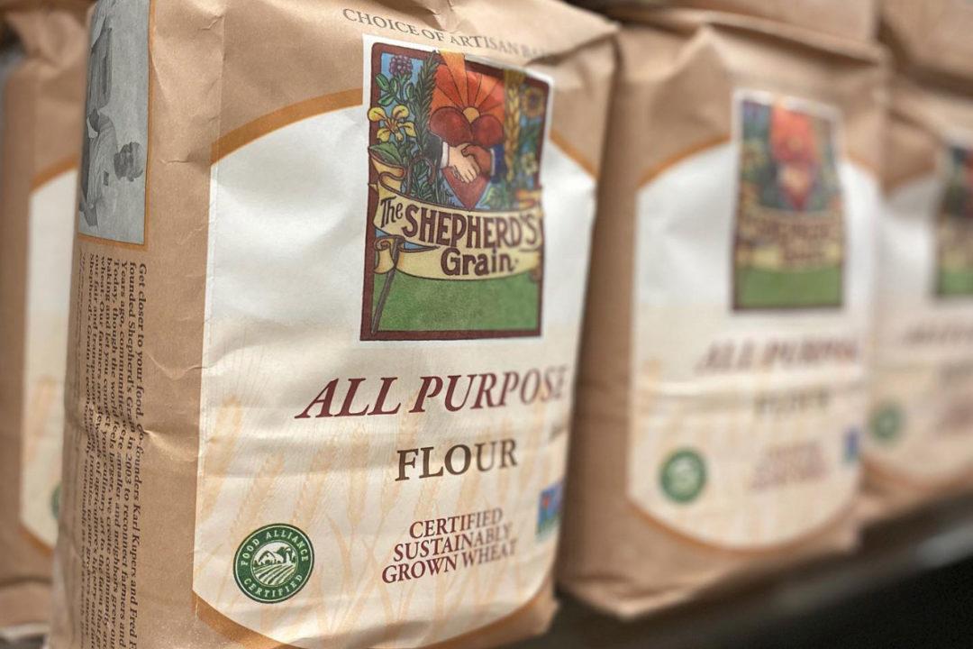 Shepherds Grain flour