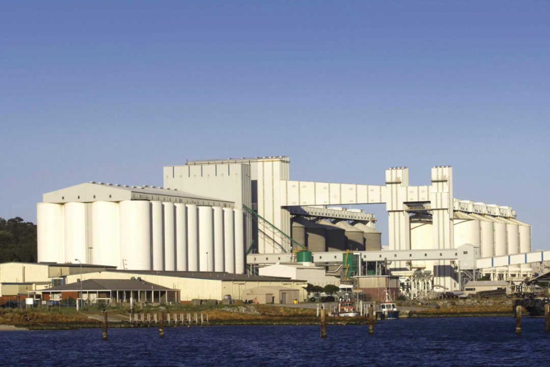 CBH export facility