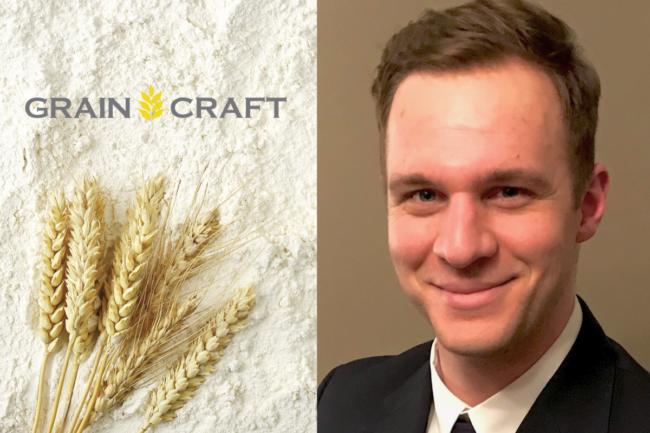 Preston Powell Grain Craft