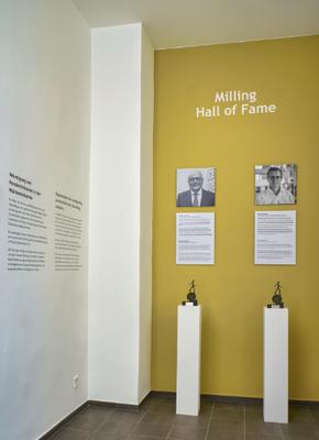 Muhlenchemie  worldflour museum print milling hall of fame 2021 photo cred muhlenchemie e