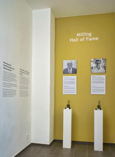 Miller Hall of Fame