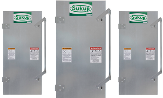 Sukup safety doors photo cred sukup e