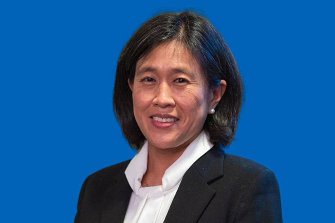 Katherine Tai USTR