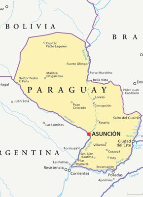 Paraguay adobestock 42539964 e