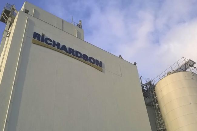 Richardson oat mill