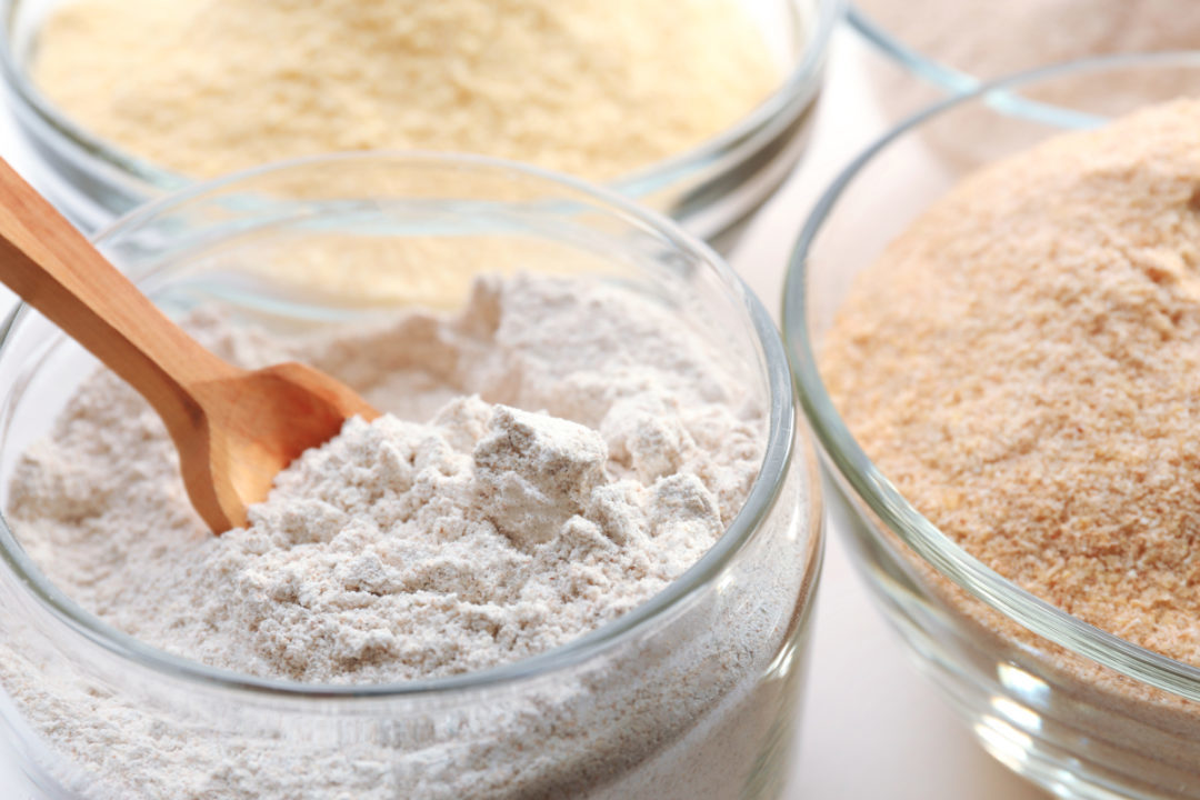 Specialty flour