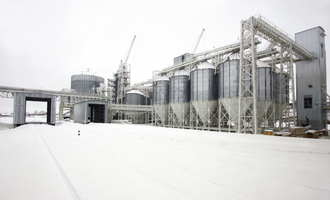 Russian feed industry investment slowing feed mill built by lipetskmysprom photo cred lipetskmysprom may e