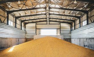 Corn grain storage adobestock 300668110 e