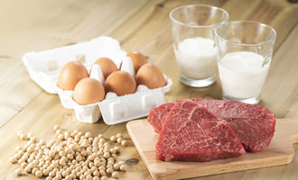 Dairyeggsmeatsoybeans lead