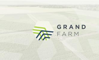 Grand farm logo photo cred grand farm e