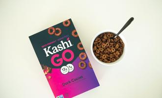 Kellogg kashi go dark cocoa cereal photo cred kellogg e