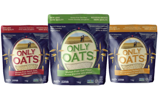 Above Food Only Oats food product
