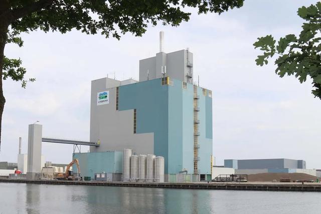 De heus coppens feed mill in helmond netherlands photo cred de heus orig