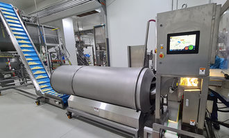 Satake signs with centreline engineering processing line partnered wit centreline photo cred satake