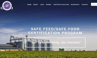 Afia  safe food safe feed certificaion website photo cred afia e