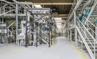 Buhler application center for grain handling, malting and brewing in beilngries, germany photo cred buhler e