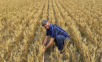 Nawg chandler goule ceo of nawg during 2021 wheat tour photo cred nawg e