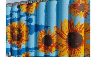 Adm sunflower silos e
